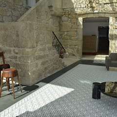 Floors by Kerion Ceramics,