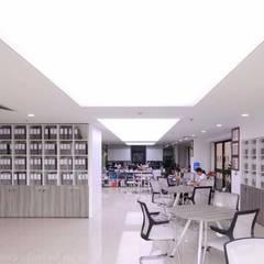 belemir yapı – الاسقف المضيئة في ديكور المنزل الحديث:  tarz Çalışma Odası,