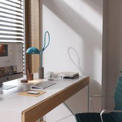 Office: Escritórios e Espaços de trabalho  por Go4cork,Moderno Cortiça