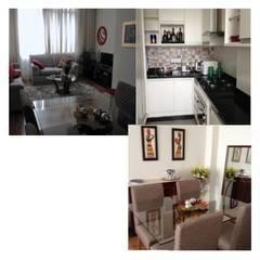 Reforma de apartamento - Ingá 2 - Niterói RJ por Arqtudorj Clássico