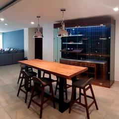 Wine cellar by ebanisART Espacio y Concepto,
