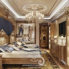 Dormitorios infantiles de estilo  por Дизайн-студия элитных интерьеров Анжелики Прудниковой , Colonial