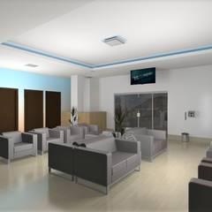 Clinics by Gleisielle Carvalho Designer de Interiores, Minimalist