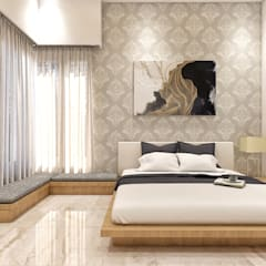 Small bedroom by ANP Interiors Pvt Ltd, Classic