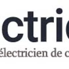 Artisan Electricien Paris : Dépannage électrique 24h/24 od Electricien Paris - 75 Nowoczesny Srebro/Złoto
