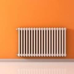 Installation de chauffage à Paris: Dormitorios pequeños de estilo  por Plombier - Expert,Moderno Plata/Oro
