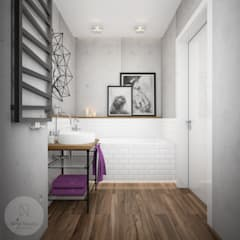 by Nevi Studio Industrial کنکریٹ