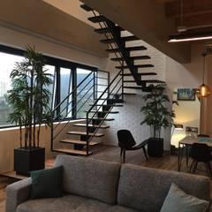 Stairs توسطDe León Profesionales, صنعتی