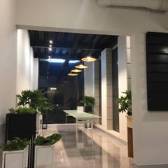 Commercial Spaces by De León Profesionales,