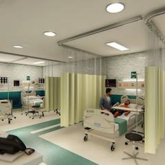 عيادات طبية تنفيذ Grupo Artedi