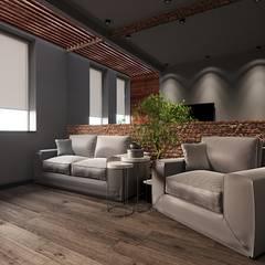 Bedroom by Дизайн студия 'Чехова и Компания',