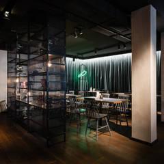 مطاعم تنفيذ AW Architektur,