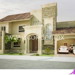 Дома на одну семью в . Автор – CONDER S.A. de C.V.,