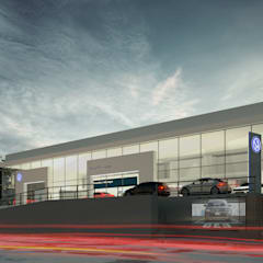 Car Dealerships by Antonio Ochoa,