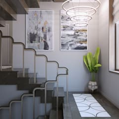 Stairs by Wide Design Group,