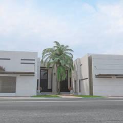 3D Visualisatie Appartementen Dominicaanse Republiek:  Huizen door 3D Treatment,