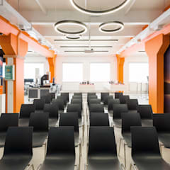 Conference Centres by Wide Design Group, Minimalist