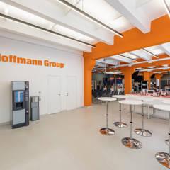 Hoffmann Group: Коммерческие помещения в . Автор – Wide Design Group,