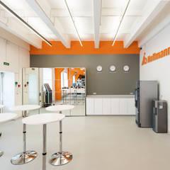 محلات تجارية تنفيذ Wide Design Group,
