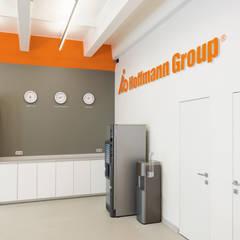 Hoffmann Group: Офисные помещения в . Автор – Wide Design Group,