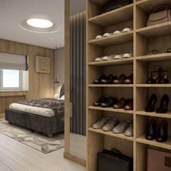 «Harmony»: Спальни в . Автор – Wide Design Group,