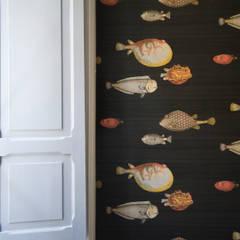 Walls by Manuela Tognoli Architettura, Eclectic