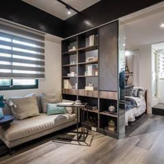 فنادق تنفيذ 你你空間設計 , إنتقائي خشب Wood effect