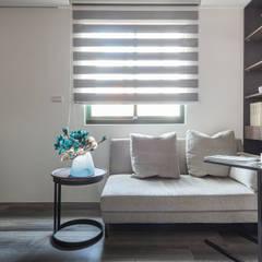 에클레틱 스타일 호텔 by 你你空間設計 에클레틱 (Eclectic) 우드 우드 그레인