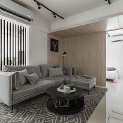 فنادق تنفيذ 你你空間設計 , إسكندينافي خشب Wood effect