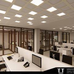TT MİMARLIK – Ofis Projemiz:  tarz Çalışma Odası,