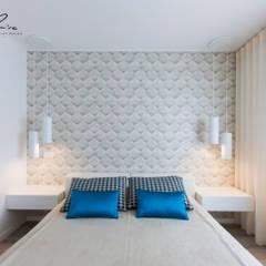 Dormitorios de estilo minimalista de Mariline Pereira - Interior Design Lda. Minimalista