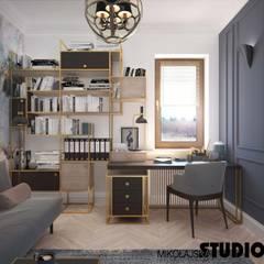 Study/office by MIKOŁAJSKAstudio ,