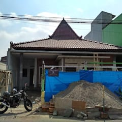 Cafe Seturan: Rumah oleh Chans Architect,