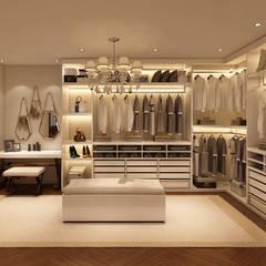 Dressing room by Alpha Details,
