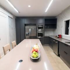 Home Decor N|M por Carolina Fagundes - Arquitetura e Interiores Moderno