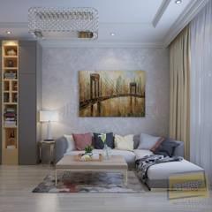 Residential apartment من Archeffect تبسيطي
