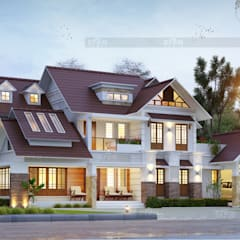 Villas by CreoHomes Pvt Ltd, Asian