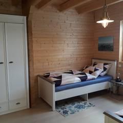de THULE Blockhaus GmbH - Ihr Fertigbausatz für ein Holzhaus Rural Madera Acabado en madera