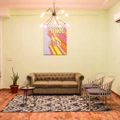 Egzotyczna sypialnia od Designs by Sunakshi Egzotyczny