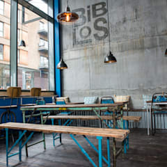 Bars & clubs by Hart Design and Construction , Industrial