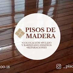 by Pisos de Madera Rustic Wood Wood effect