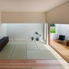 Balcony توسطFUMIASO ARCHITECT & ASSOCIATES/ 阿曽芙実建築設計事務所
