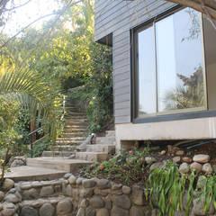 Casas unifamiliares de estilo  por Vetas Sur,