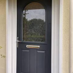 Composite Doors od Composite Door Suppliers Klasyczny