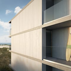 Multi-Family house by Sónia Cruz - Arquitectura,