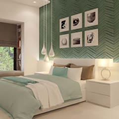 Bedroom by De Panache  - Interior Architects, Modern