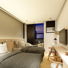 Hotels by Studio Each,