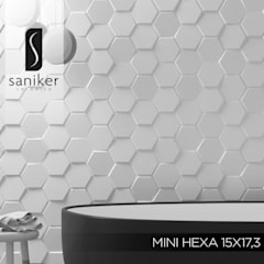 Minimalist bars & clubs by Saniker Minimalist Ceramic