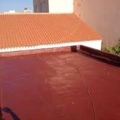 Плоские крыши в . Автор – Vez Rodriguez Construcción y Mantenimiento.,
