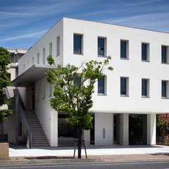 西宮N:  井上久実設計室が手掛けた一戸建て住宅です。,